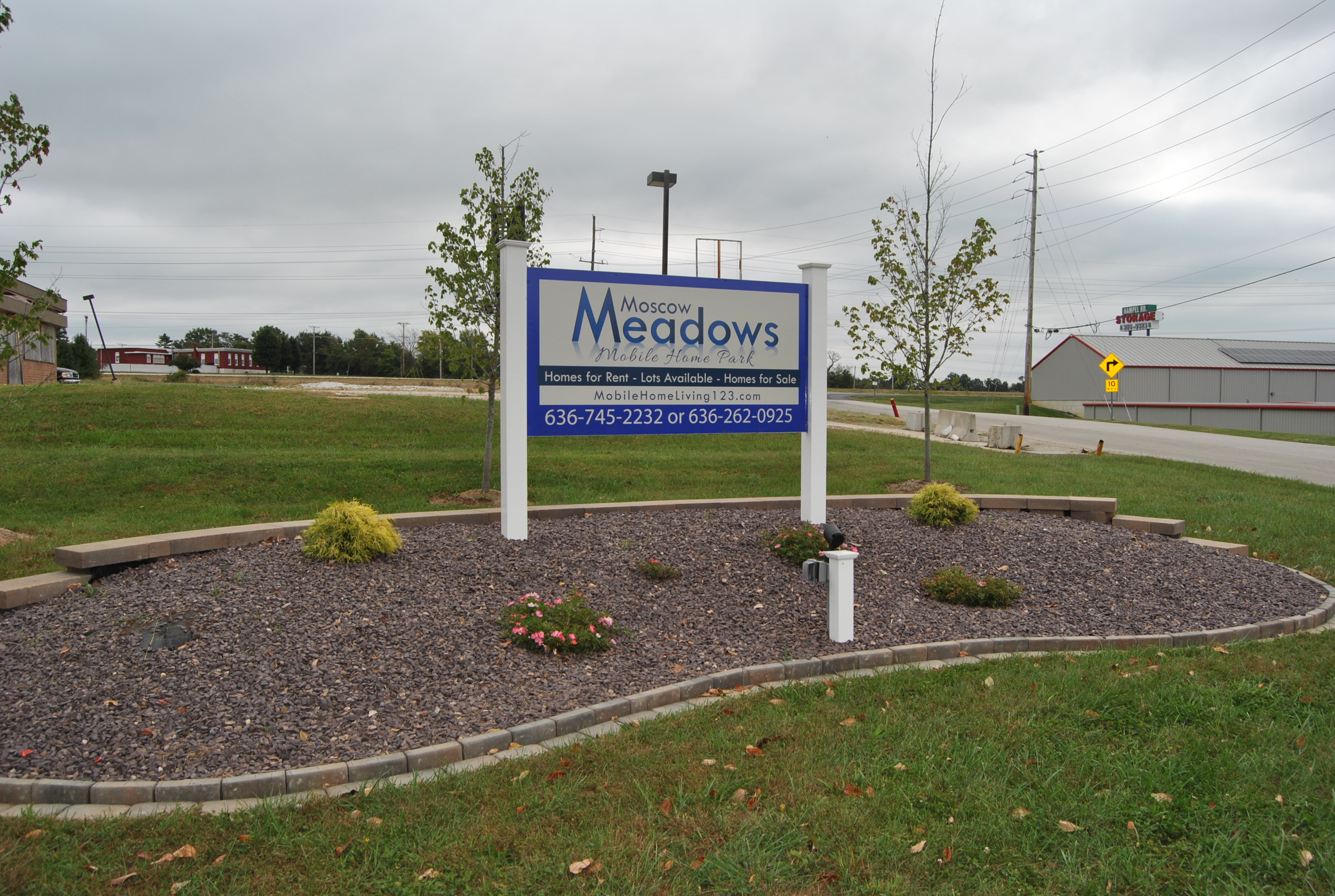 Moscow Meadows Mobile Home Park